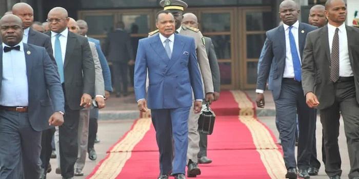 L'après-Sassou s'approche à pas de géant