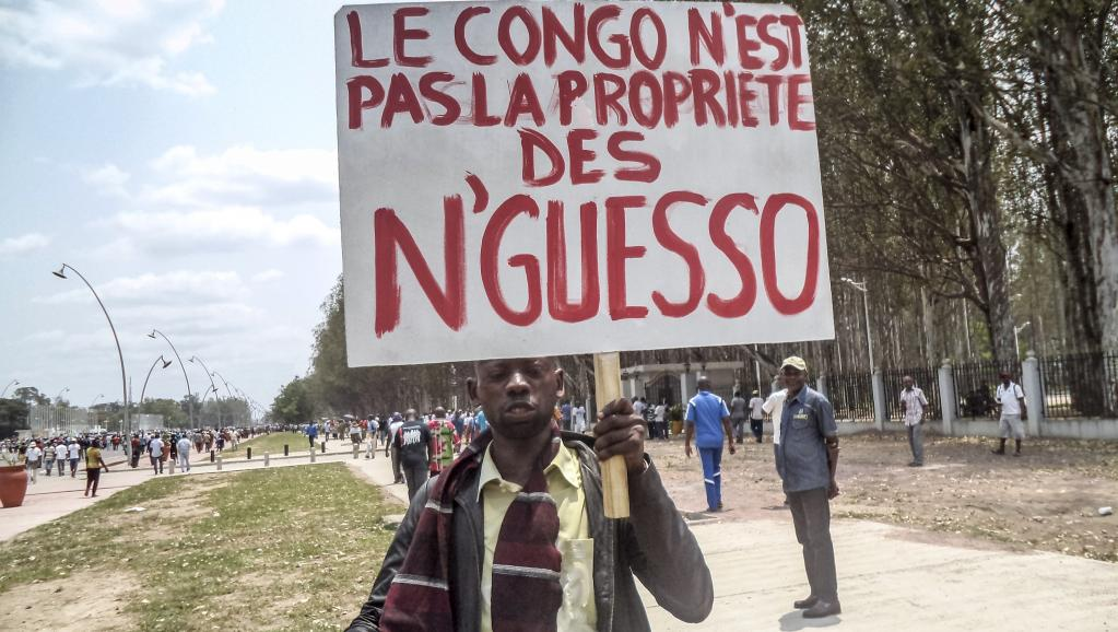 Manifestation pacifique ce mardi 3 octobre 2017 à 10 h, Place de la Grande Poste à Brazzaville