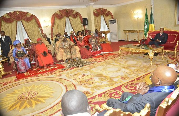 Crise du Pool : Sassou Nguesso réuni les forces vives du département à la présidence