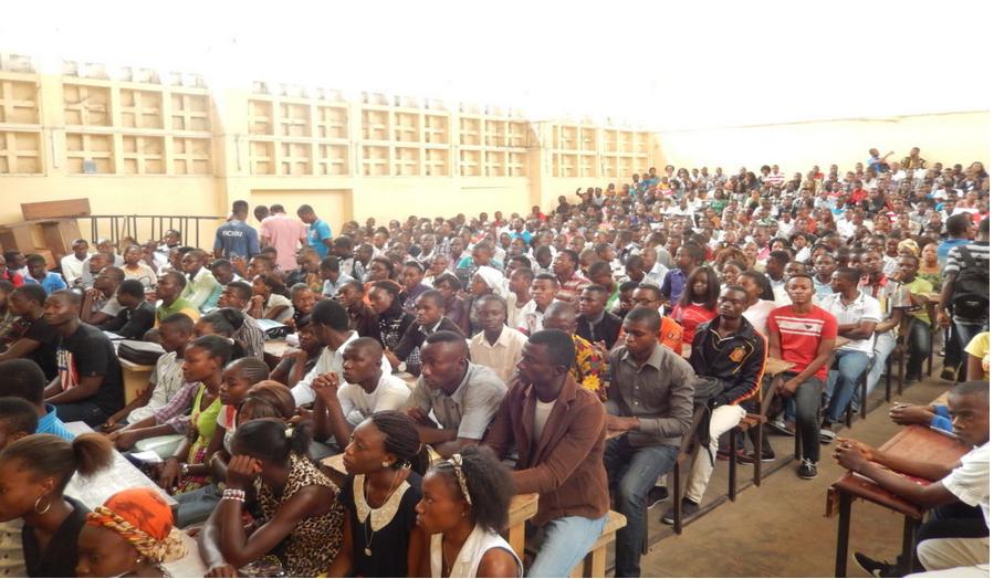 Grève à l'université: le risque d'une année blanche inquiète les Congolais