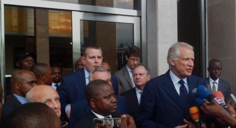 France-Congo : Dominique de Villepin, roi maudit à Brazzaville