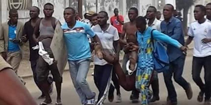 Les congolais sont ils devenus des esclaves du pouvoir de Brazzaville [Vidéo]