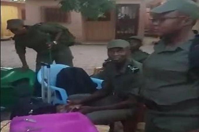 Les congolais de l'école de douane de Ouagadougou virés de leur logement [Vidéo]
