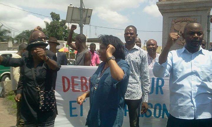 Communiqué de la Fédération de l'opposition suite à la brutalité et aux arrestations abusives de la police politique