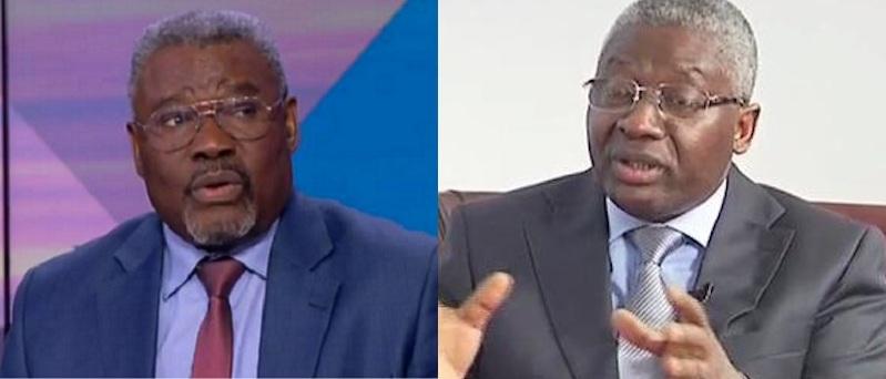 Du rififi à l'opposition : Pascal Tsaty Mabiala répond à Charles Zacharie Bowao