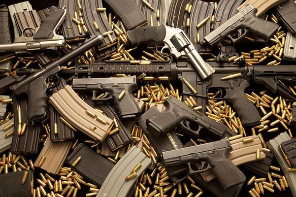Conflit dans le Pool : Ramassage d'armes, un business qui peut rapporter gros