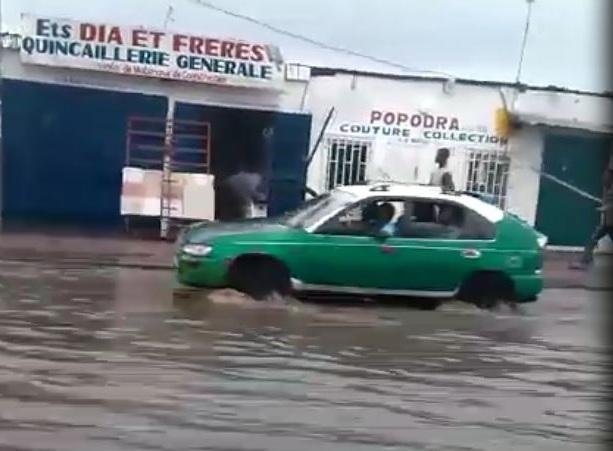 Nous sommes sur l'avenue Matsoua à Bacongo  Brazzaville [Vidéo]