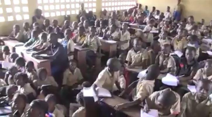 Ils ont décidé de sacrifier l'avenir de la jeunesse congolaise [Vidéo]