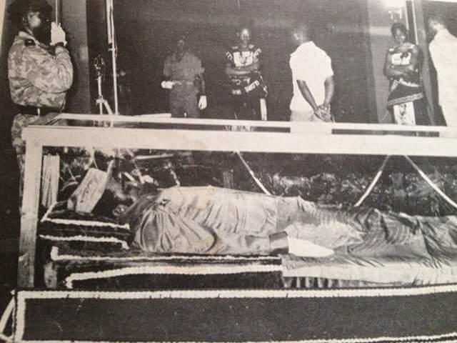 Bakongo ba bomi Sassou (deuxième partie) : Qui a tué Marien mourra comme Marien