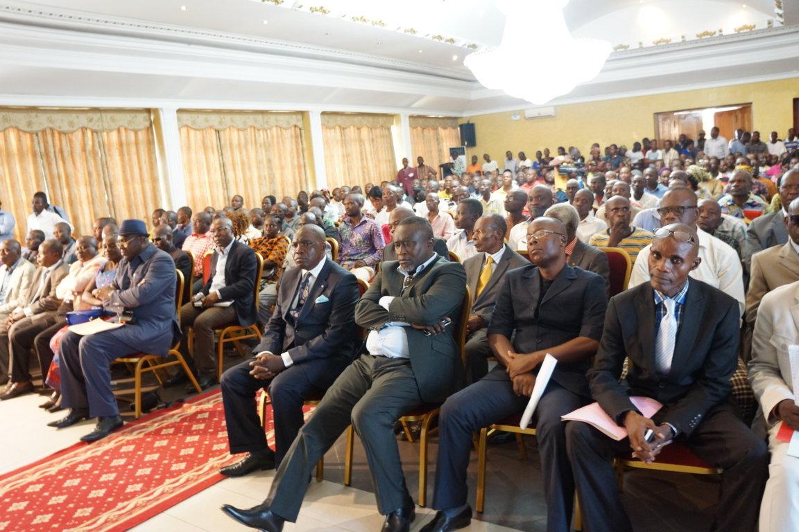 UPADS: Nomination des membres des bureaux des coordinations départementales
