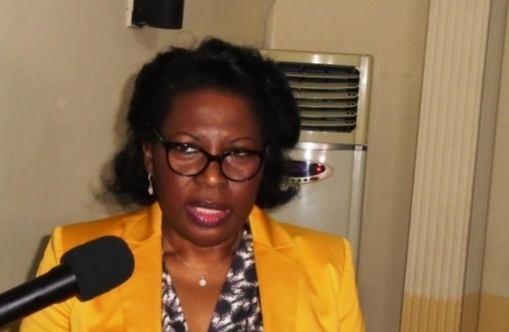 Message de voeux de 2018 de la Fédération de l'opposition, Claudine Munari