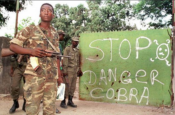 Les cobras ont promis attaquer au cas où le Général Nianga Mbouala serait mis aux arrêts [Vidéo]