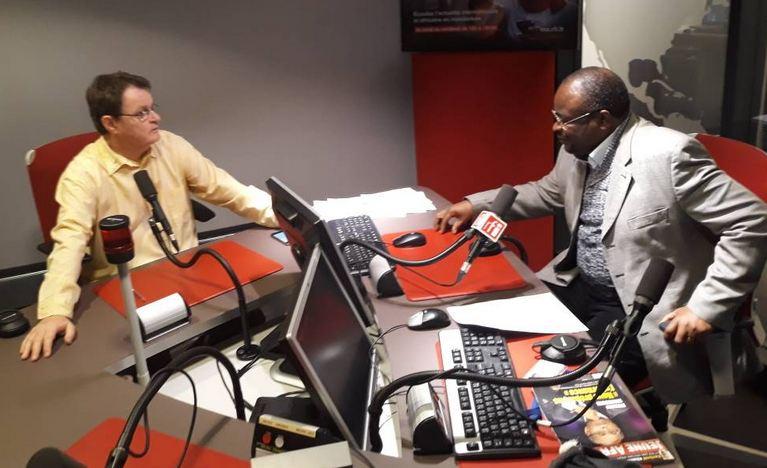 Interview du Président de l'UDH-YUKI, Guy Brice Parfait Kolelas sur RFI [Audio]