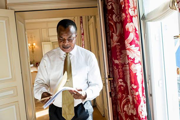 Le dialogue de Sassou avec Sassou