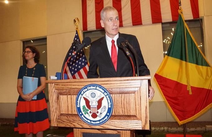 Les Etats-Unis se réjouissent de l'accord de paix de kinkala