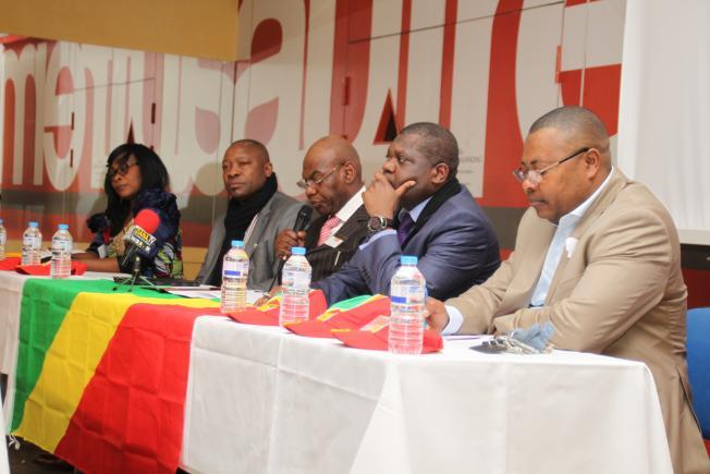 Invitation du comité d'actions pour la restauration de la démocratie, le développement et la liberté