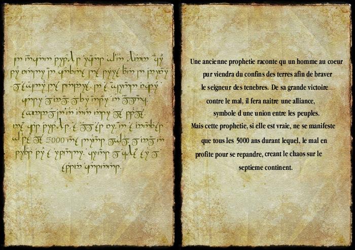 Vision prophétique : Dernière phase du jugement dernier (destruction des autels maléfiques)