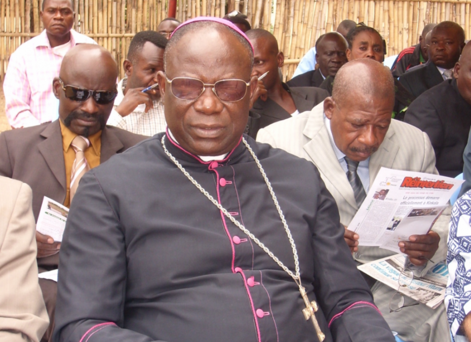 Lettre ouverte à Monseigneur Anatole MILANDOU, Archevêque de Brazzaville