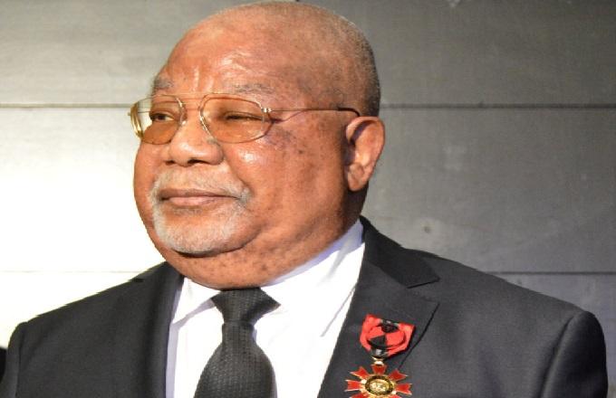 Décès à Brazzaville de André Obami Itou, ancien président du Sénat