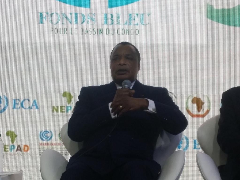 Denis Sassou Nguesso, l'escrologiste