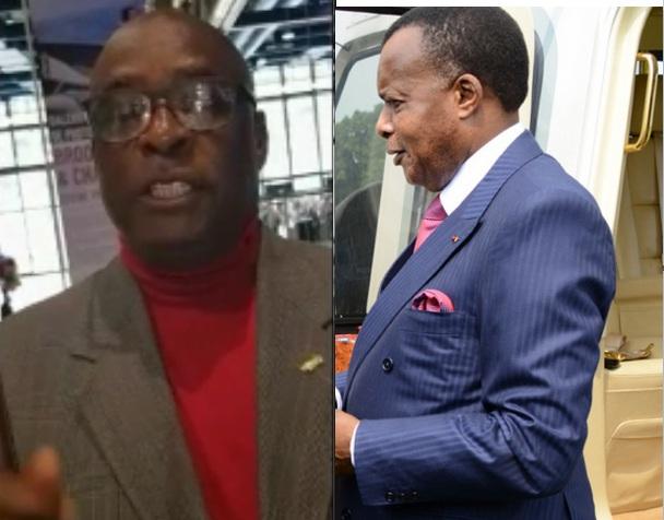 Le Colonel Ibouanga Tombet veut renverser Sassou Nguesso et son pouvoir [Vidéo]