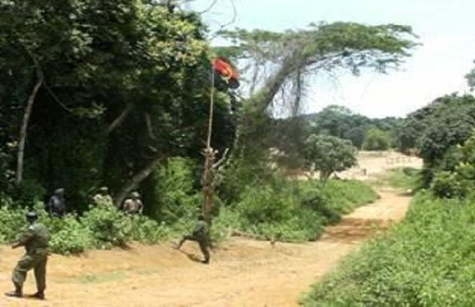 Un général de l'armée angolaise sème la panique à Kimongo