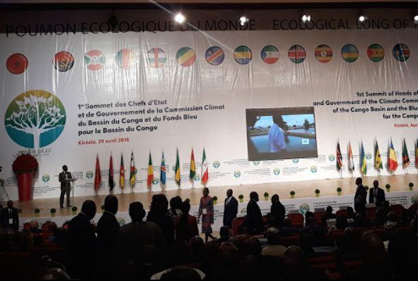 La RDC n'a pas signé le protocole instituant le Fonds bleu du bassin du Congo
