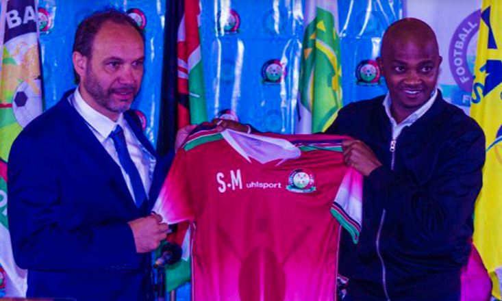 Football : Migné signe avec le Kenya au mépris de son contrat avec le Congo