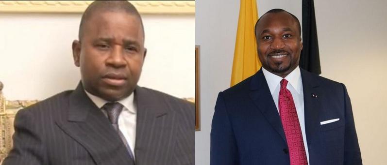 Le PCT au bord de l'implosion: Le torchon brûle entre Pierre Ngollo et Christel Sassou Nguesso