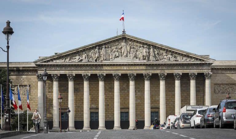 Palais Bourbon: Michel Innocent Peya promeut la cause écologique portée par Denis Sassou Nguesso à l'Assemblée Nationale Française à Paris