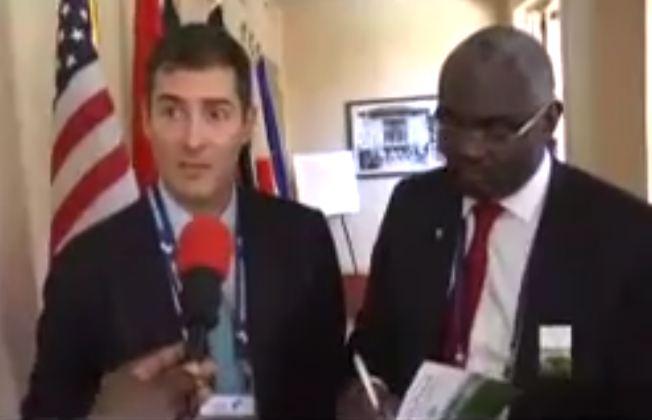Ecologie : Après Monaco, Michel Innocent Peya, »ambassadeur» de l'action et de la vision écologique du President Denis Sassou Nguesso au forum stratégique mondial de Miami aux USA
