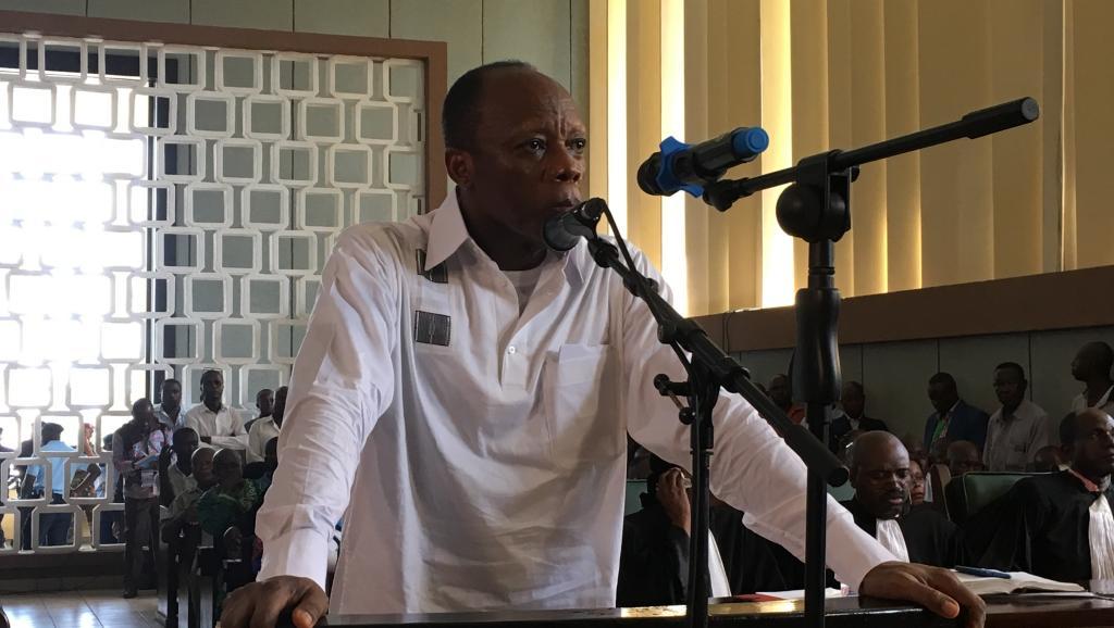 Procès politique du Général Jean Marie Michel MOKOKO – 1er jour d'audience [Vidéo]