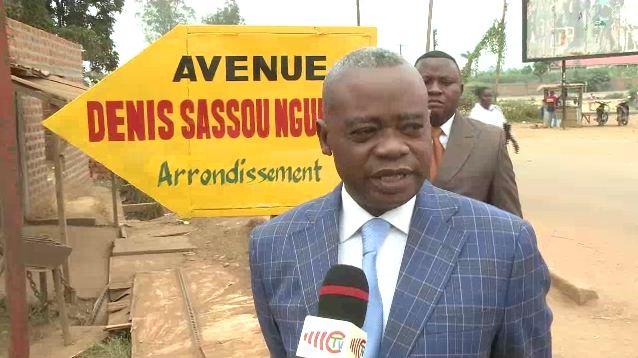 Avenue Denis Christel Sassou Nguesso à Nkayi: Pourquoi les gens sont aussi bêtes