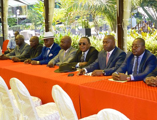 Nick Fila Saint Eudes, Chris Wallembaud, Basseyila, Mboussi Ngouari, virés de l'opposition