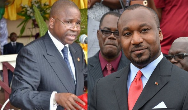 Les dessous du duel entre Pierre Ngolo et Denis Christel Sassou Nguesso