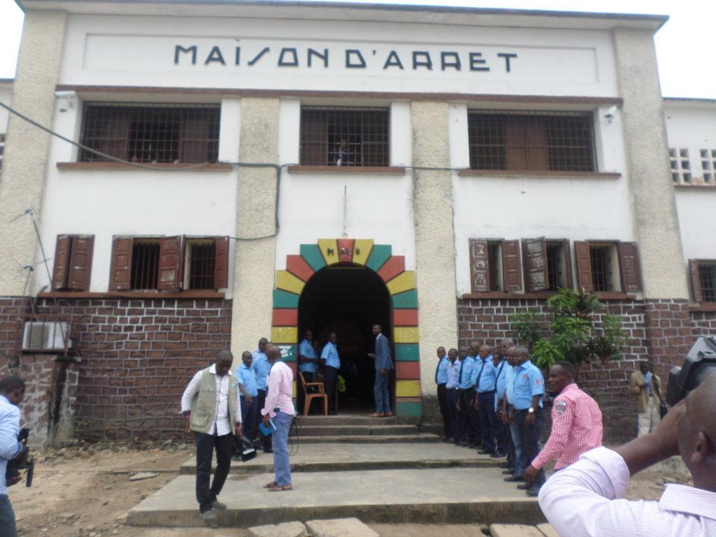Les prisonniers Mokoko, Okombi Salissa, Dabira et Ghys Fortuné Dombe-Bemba, interdits d'aller se faire soigner