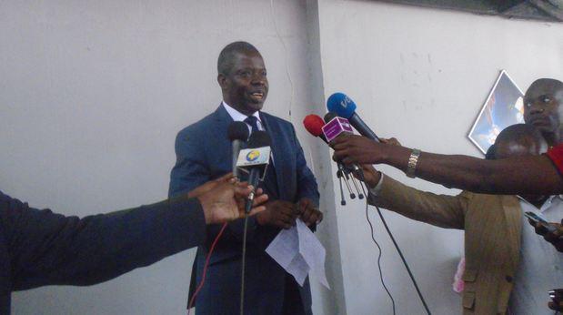 Le Président Anguios Nganguia Engambé exige une amnistie générale et un dialogue politique inclusif