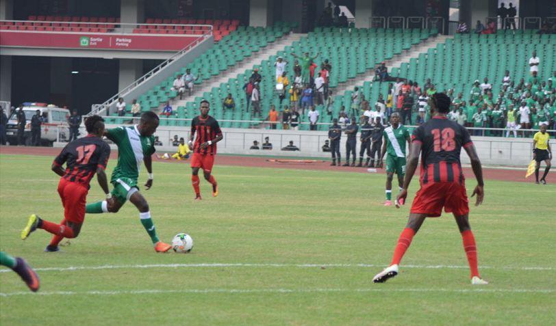 Quarts de finale de la Coupe du Congo : Duel CARA de Brazzaville contre AC Léopards de Dolisie