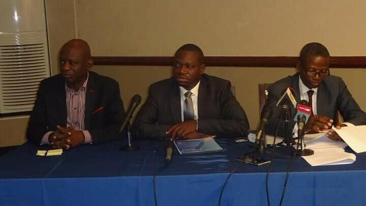Point sur la conférence de presse de l'opposition congolaise