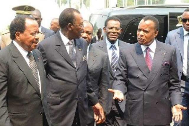 Sassou et ses amis de la CEMAC courent au secours de Faure Eyadema