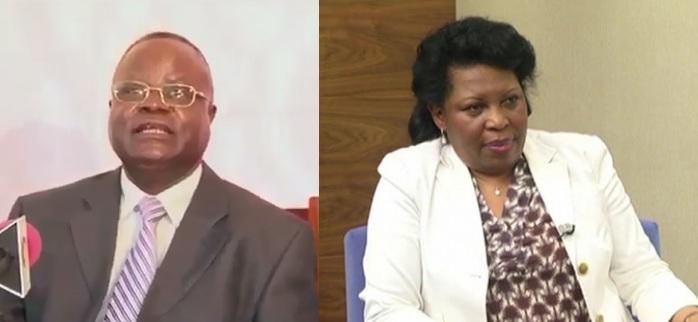 Communiqué de presse: Rencontre des groupements politiques dirigés par Mathias Dzon et Claudine Munari
