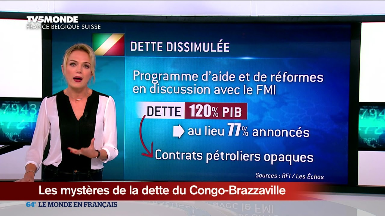 Congo: Le Pays bientôt placé sous tutelle budgétaire du FMI