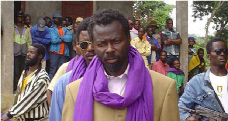 Justice : Levée du mandat d'arrêt de Frédéric Bintsamou