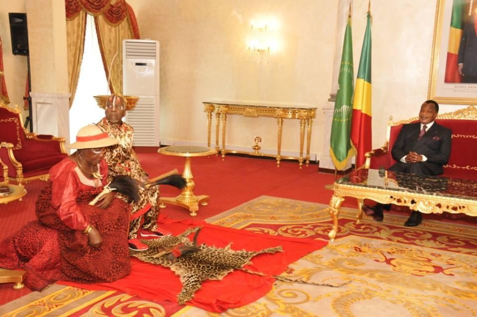 Sassou et l'avenir des mbochis ou l'insolence, l'arrogance d'être plus riche que l'État congolais employeur