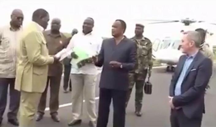 Sassou Nguesso a enfin attrapé son premier voleur !
