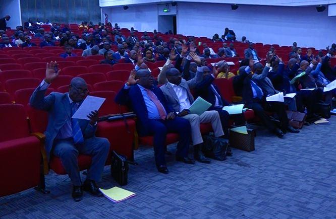 Les parlementaires adoptent le principe d'un contrôle externe à la SNPC