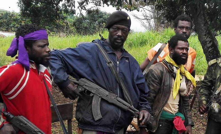 Des groupes ninjas chassés par l'armée sur la route Linzolo/Mbanza-Ndounga