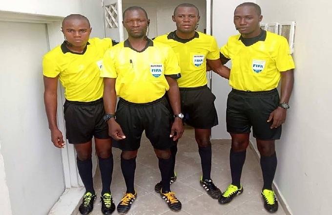 Congo – CAF : Quatre arbitres congolais suspendus pour corruption