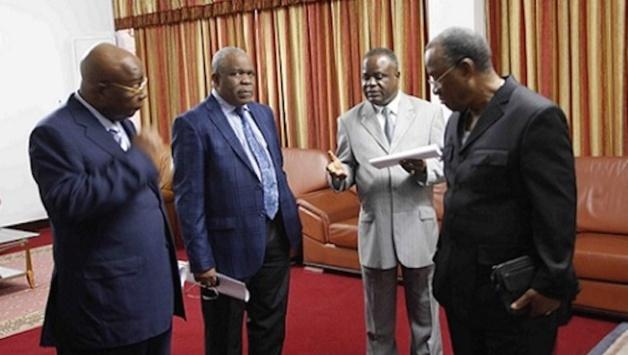 Communiqué de presse du collectif des partis de l'opposition congolaise