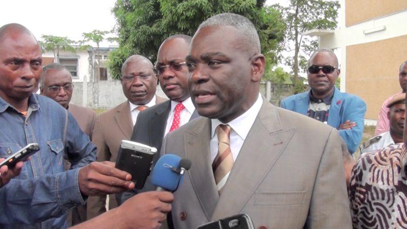 Jusqu'où ira Collinet Makosso, le chantre de Denis Sassou Nguesso dans..?